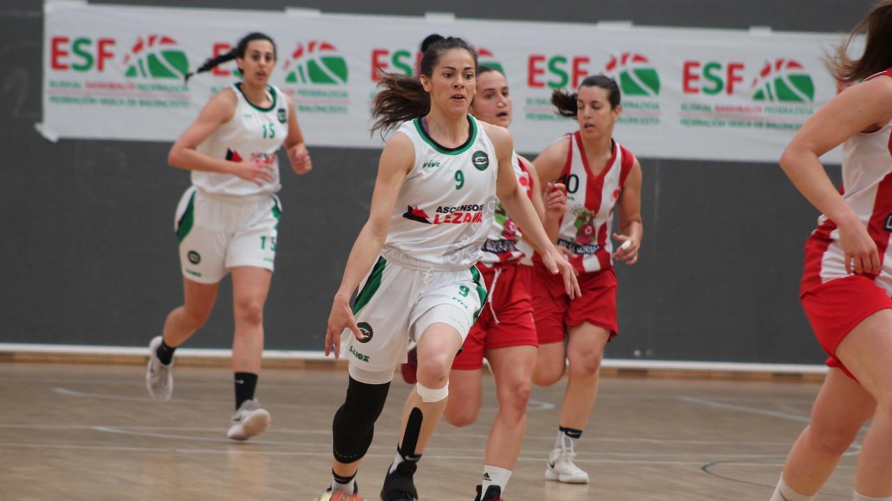 Naiara Rodríguez, MVP de la última jornada de 2019